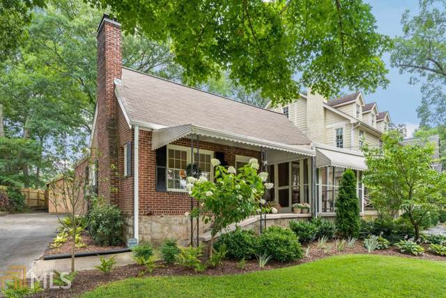 2112 Palifox Dr, Atlanta, GA 30307 (MLS #8625390) :: Rettro Group