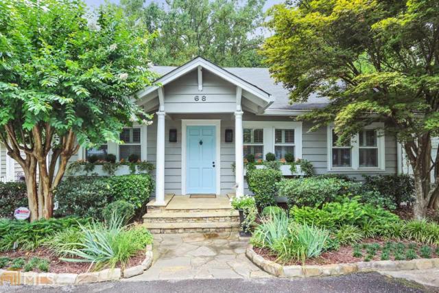 68 Peachtree Hills, Atlanta, GA 30305 (MLS #8627540) :: Rettro Group