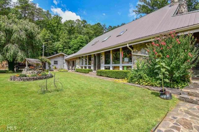 231 W Middle Creek, Otto, NC 28763 (MLS #8631646) :: Athens Georgia Homes