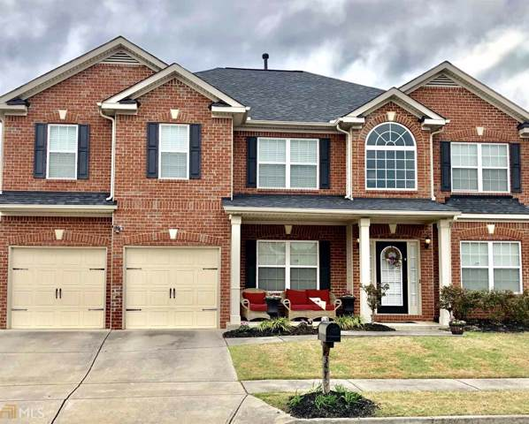 3573 River Rock Rd, Lithonia, GA 30038 (MLS #8633804) :: Rettro Group