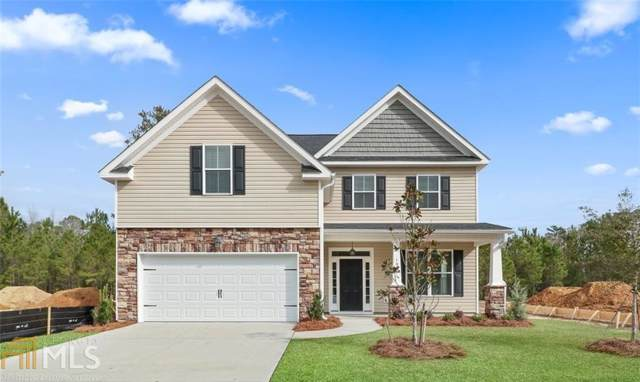 68 Triston Dr, Richmond Hill, GA 31324 (MLS #8638065) :: Military Realty