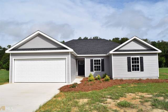 110 Shiloh Dr Lot 1, Brooklet, GA 30415 (MLS #8638989) :: RE/MAX Eagle Creek Realty