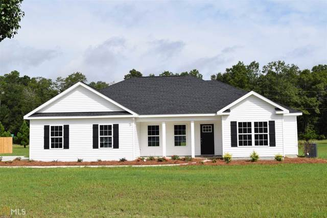 114 Shiloh Dr Lot 2, Brooklet, GA 30415 (MLS #8639000) :: RE/MAX Eagle Creek Realty