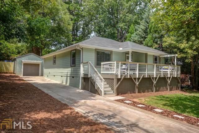 2039 Hilburn Drive, Atlanta, GA 30316 (MLS #8640607) :: Buffington Real Estate Group
