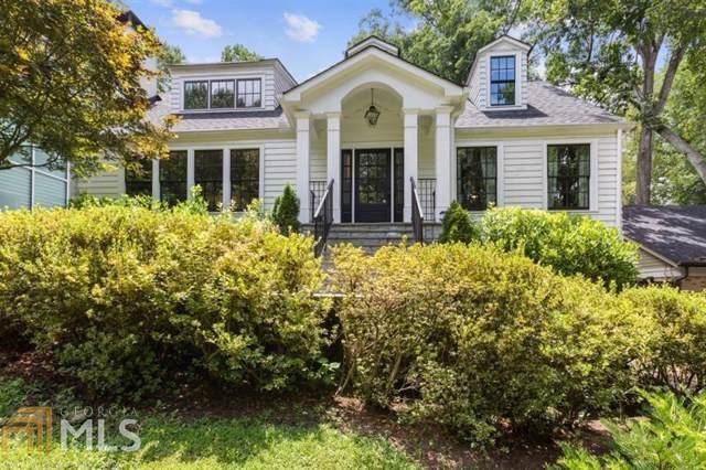 813 Brookridge Dr, Atlanta, GA 30306 (MLS #8641973) :: RE/MAX Eagle Creek Realty