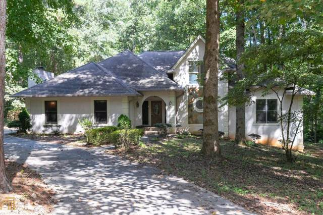 1300 Vineyard Dr, Conyers, GA 30013 (MLS #8642762) :: Rettro Group