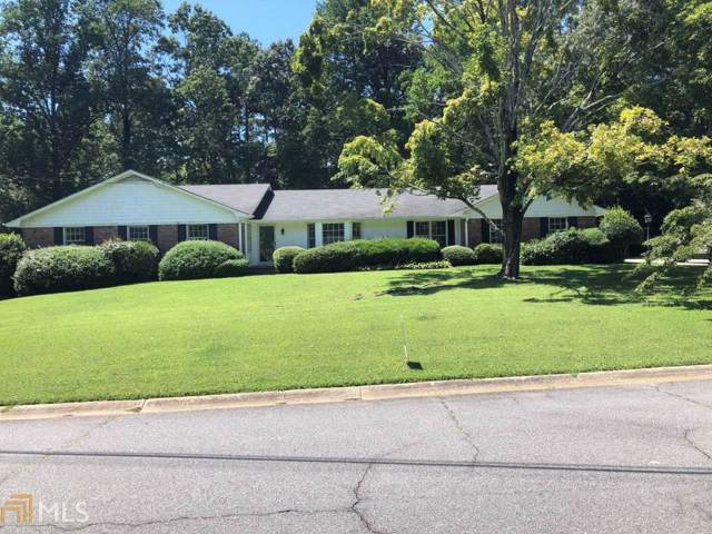 1272 Longwood Dr, Marietta, GA 30008 (MLS #8642970) :: The Heyl Group at Keller Williams