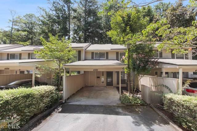 4886 Twin Lakes Trl, Dunwoody, GA 30360 (MLS #8643656) :: RE/MAX Eagle Creek Realty