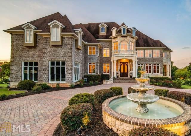 2815 Wallace Road, Buford, GA 30519 (MLS #8645392) :: Buffington Real Estate Group