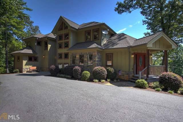 391 Arrowood Lndg, Blairsville, GA 30512 (MLS #8645672) :: Bonds Realty Group Keller Williams Realty - Atlanta Partners