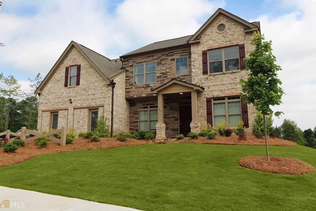 565 Millstone Dr #64, Jonesboro, GA 30238 (MLS #8645961) :: Rettro Group