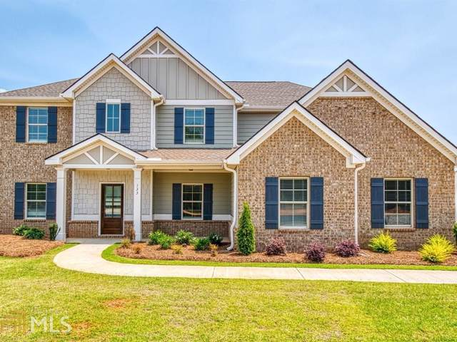 115 Atkins Ln #2, Fayetteville, GA 30215 (MLS #8646236) :: The Realty Queen Team