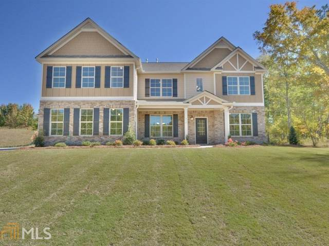 145 Atkins Ln, Fayetteville, GA 30215 (MLS #8646419) :: The Realty Queen Team