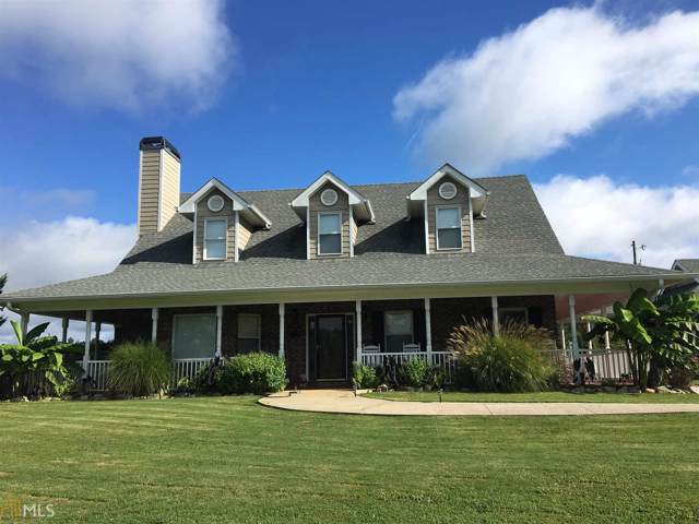 150 Lakeview Dr, Brooks, GA 30205 (MLS #8646451) :: The Heyl Group at Keller Williams