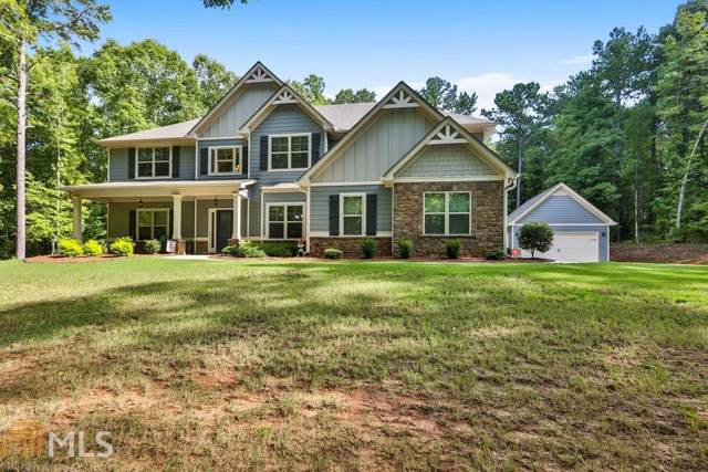 36 Edgewater Way, Senoia, GA 30276 (MLS #8646481) :: Keller Williams Realty Atlanta Partners