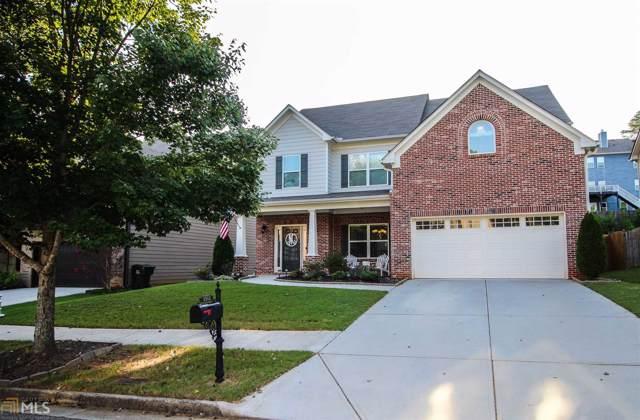 5563 Leaf Ridge Ln, Buford, GA 30518 (MLS #8646820) :: The Stadler Group