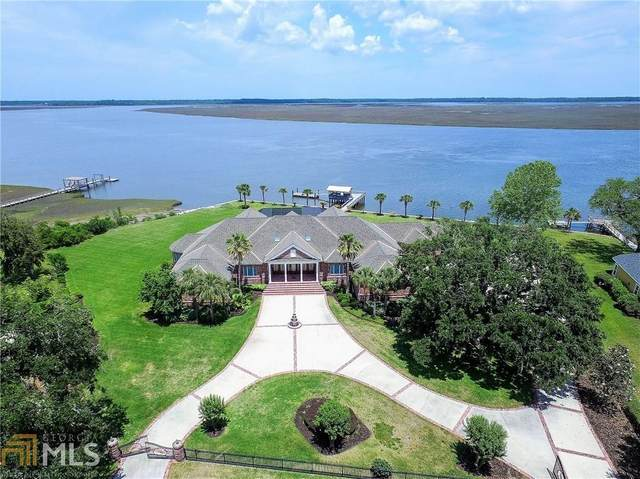 1583 Mush Bluff Rd, St. Marys, GA 31558 (MLS #8647010) :: Tim Stout and Associates