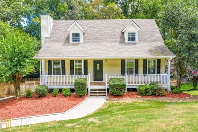 101 Pinehill Drive, Woodstock, GA 30188 (MLS #8647235) :: The Heyl Group at Keller Williams