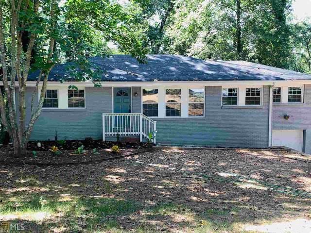 2909 Santa Barbara Dr, Decatur, GA 30032 (MLS #8647961) :: RE/MAX Eagle Creek Realty