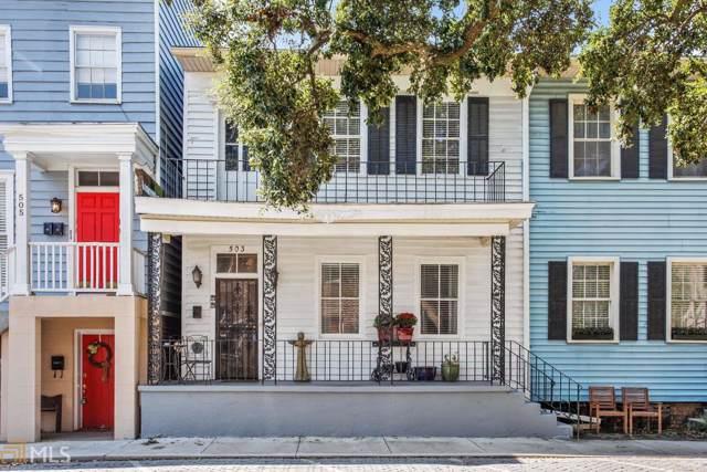 503 E Mcdonough St, Savannah, GA 31401 (MLS #8650216) :: Team Cozart