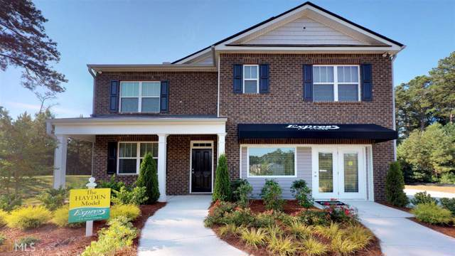3661 Lilly Brook Dr, Loganville, GA 30052 (MLS #8653086) :: Rettro Group