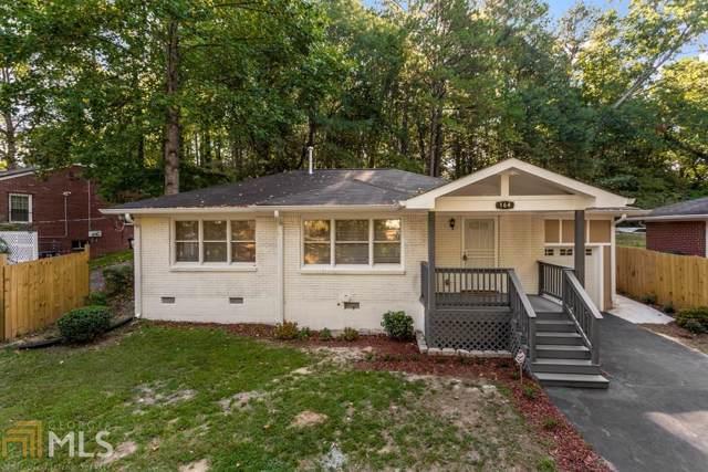 164 Fairburn Rd, Atlanta, GA 30331 (MLS #8653273) :: The Heyl Group at Keller Williams