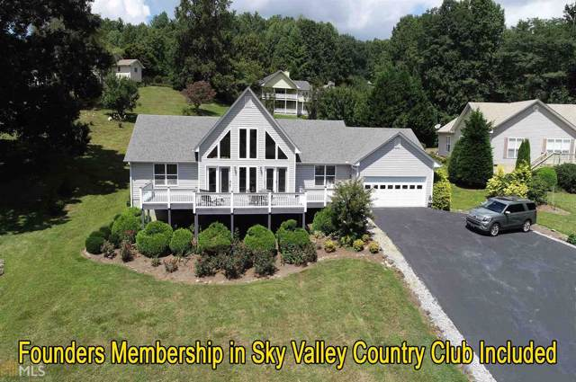 455 Driver Ln, Sky Valley, GA 30537 (MLS #8653366) :: Bonds Realty Group Keller Williams Realty - Atlanta Partners