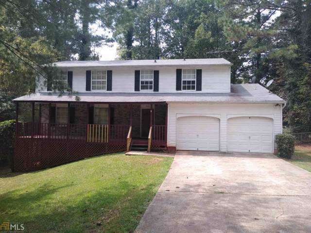 7603 Suwannee Ct, Jonesboro, GA 30236 (MLS #8653454) :: Military Realty