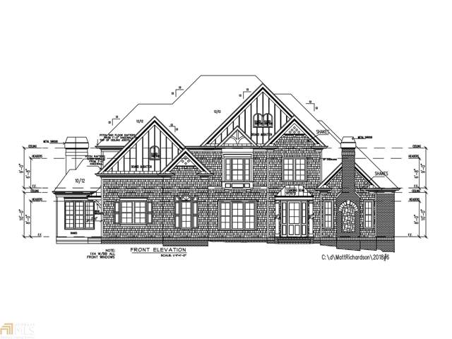 1908 Spartan Estates Dr, Athens, GA 30606 (MLS #8658321) :: Todd Lemoine Team