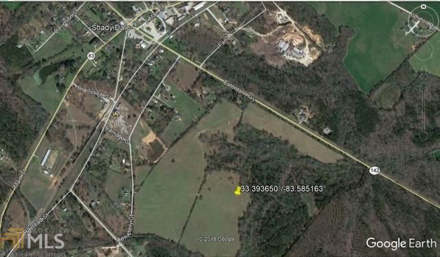 0 Highway 142, Shady Dale, GA 31085 (MLS #8659145) :: Bonds Realty Group Keller Williams Realty - Atlanta Partners