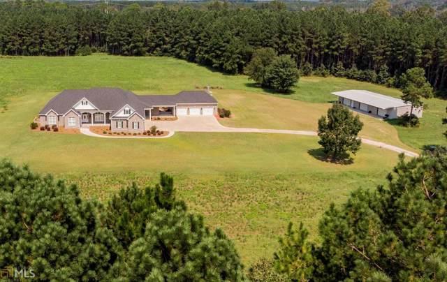 1357 Alderman Rd, Brooklet, GA 30415 (MLS #8661500) :: RE/MAX Eagle Creek Realty