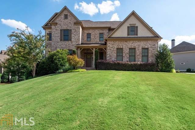 1368 Sutters Pond Dr, Kennesaw, GA 30152 (MLS #8661885) :: The Realty Queen Team