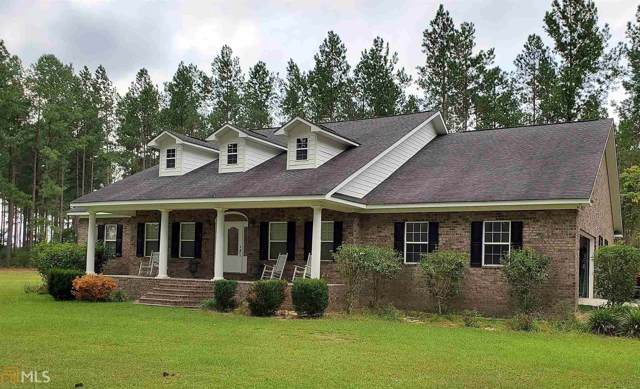 2841 Bay Branch Church Rd, Claxton, GA 30417 (MLS #8663542) :: The Heyl Group at Keller Williams