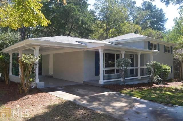 2380 Miriam Ln, Decatur, GA 30032 (MLS #8665397) :: Buffington Real Estate Group