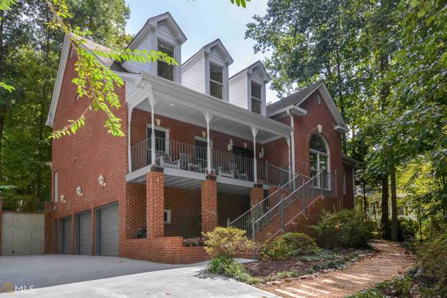 5746 High Meadow Dr, Peachtree Corners, GA 30092 (MLS #8666800) :: The Realty Queen Team