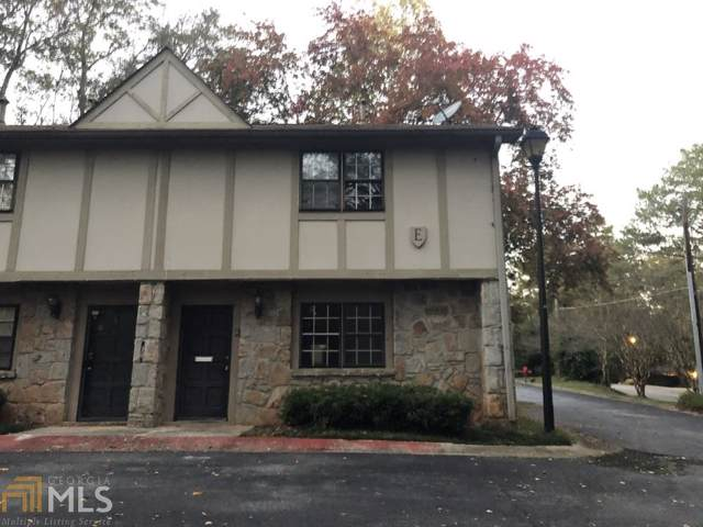 1150 Rankin St E6, Stone Mountain, GA 30083 (MLS #8667592) :: Military Realty