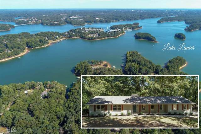 1177 Antioch Campground Rd, Gainesville, GA 30506 (MLS #8668828) :: Buffington Real Estate Group