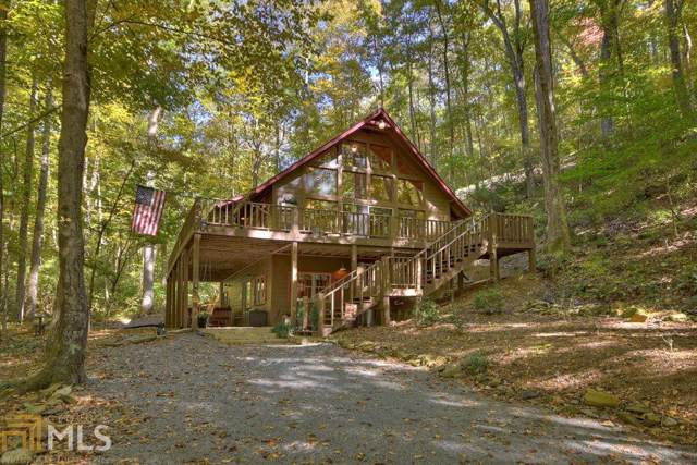 469 N Lake Dr, Ellijay, GA 30536 (MLS #8669958) :: The Realty Queen Team