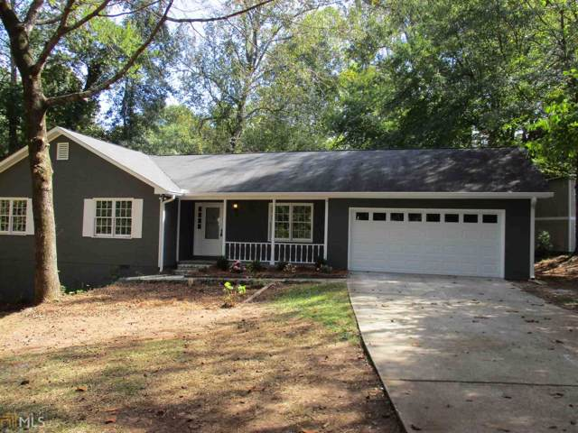 1809 Rosewood Dr, Griffin, GA 30223 (MLS #8673771) :: Buffington Real Estate Group