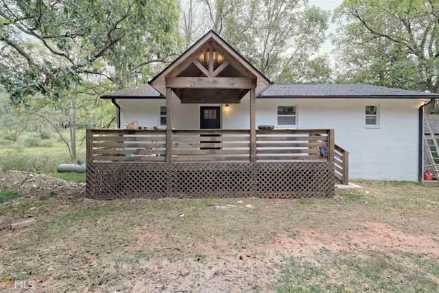 131 Liberty Hill Rd, Blairsville, GA 30512 (MLS #8674869) :: Athens Georgia Homes