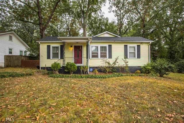 211 Oakwood Street, Rome, GA 30165 (MLS #8676173) :: Buffington Real Estate Group