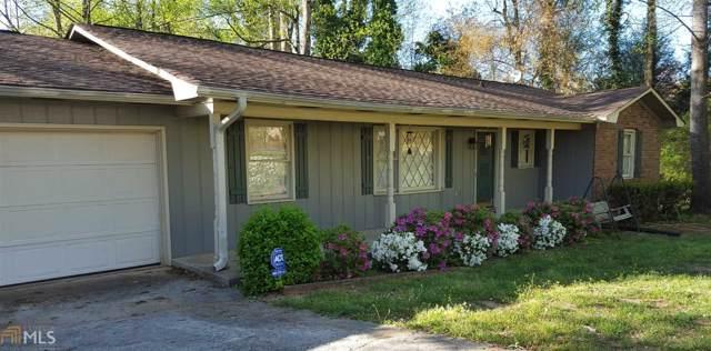 909 Camp Creek Rd, Cornelia, GA 30531 (MLS #8677185) :: The Realty Queen Team