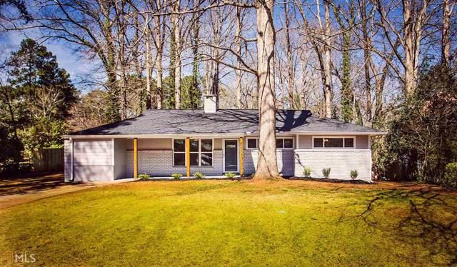 3508 Woods Dr, Decatur, GA 30032 (MLS #8677320) :: Buffington Real Estate Group