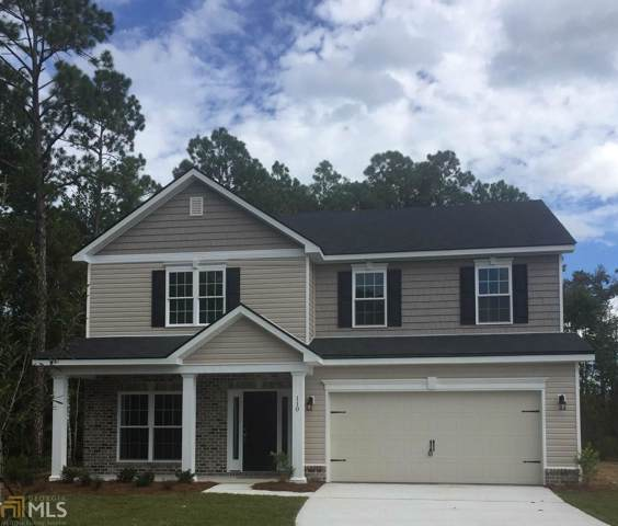 110 Johansen Way #052, Kingsland, GA 31548 (MLS #8677543) :: Military Realty
