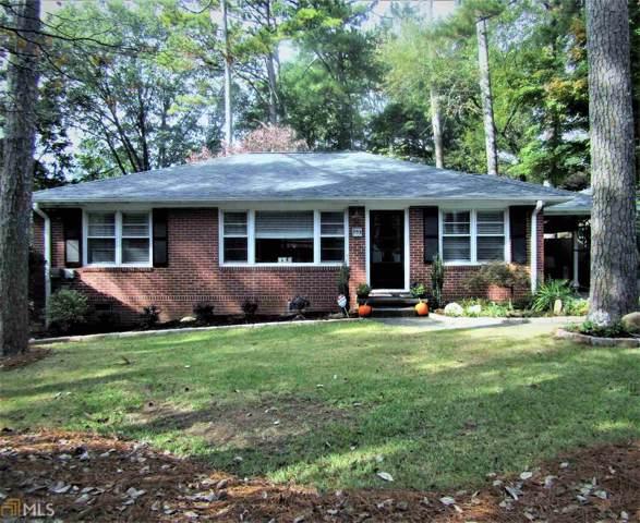 753 Pinehill Dr, Smyrna, GA 30080 (MLS #8679437) :: Anita Stephens Realty Group
