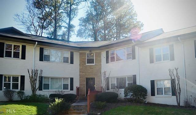 2477 N Decatur Rd B3, Decatur, GA 30033 (MLS #8680371) :: Rich Spaulding