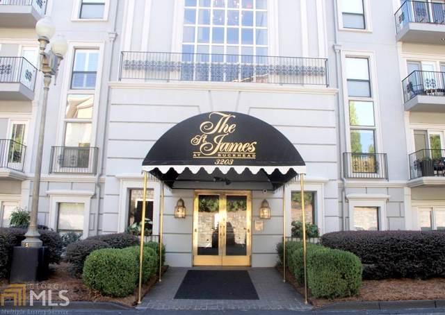 3203 Lenox Rd #22, Atlanta, GA 30324 (MLS #8680975) :: Athens Georgia Homes