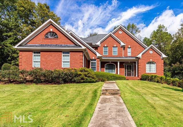 2725 SW Pitlochry St, Conyers, GA 30094 (MLS #8681090) :: The Heyl Group at Keller Williams