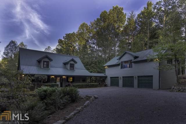 284 Estates Drive, Ellijay, GA 30536 (MLS #8681506) :: The Heyl Group at Keller Williams