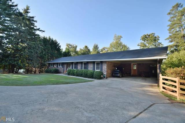 4661 Ben Hill Dr, Oakwood, GA 30566 (MLS #8682124) :: Buffington Real Estate Group